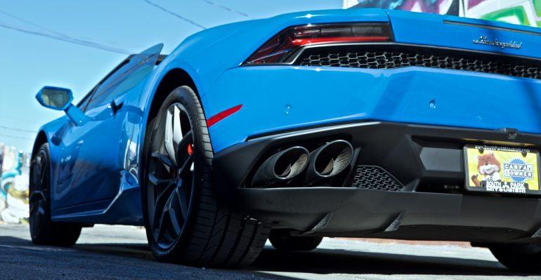 Lamborghini Rental Las Vegas