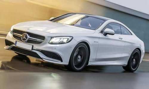 Mercedes-Benz S63 AMG Coupe AWD
