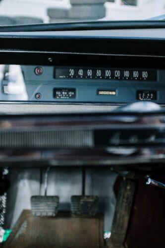 A clutch pedal