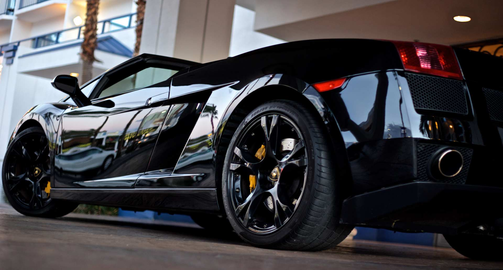 Hour Exotic Car Rental