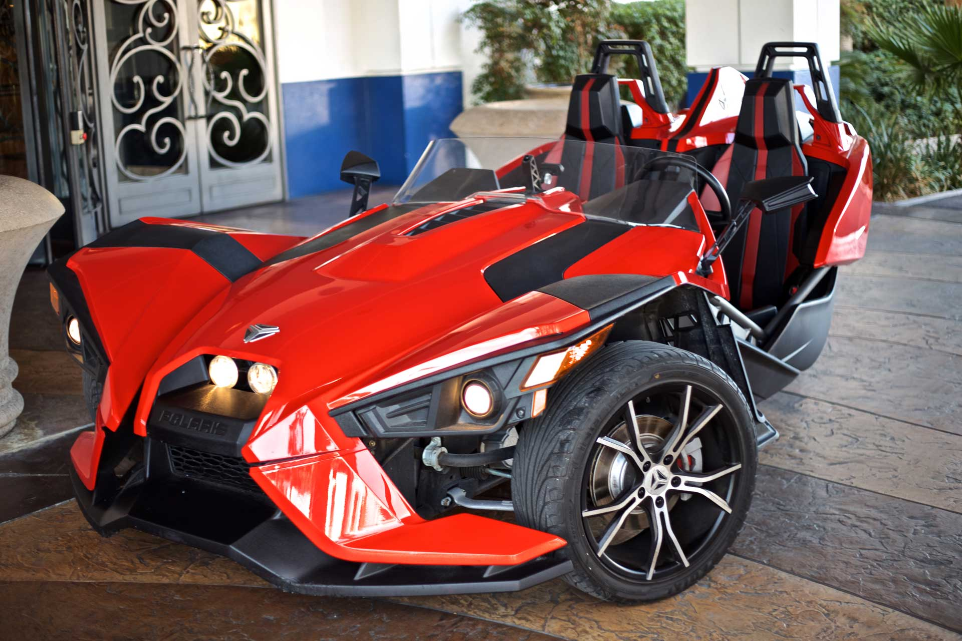 Polaris Sling Shot >> Polaris Slingshot